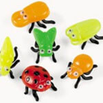 Insects in Cornflour