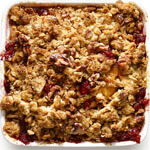 Oaty Fruit Crumble
